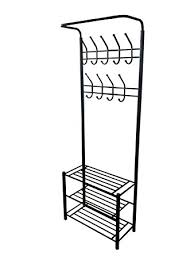 Coat Hat Racks Amazon Black Metal Entryway Storage 100tier Shoe Bench with Coat 82