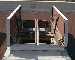 commercial roof hatches smoke hatches and floor doors