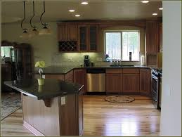 Custom Metal Cabinets Hickory Kitchen Cabinets Custom Hickory Maple European Beach