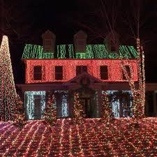 Auburn Football Christmas Lights Light Up The Night Auburn Teen Makes Christmas Light Show