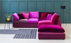 furniture design trends colourful