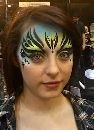 se queen a nu ra face painting designs paintingprofessional