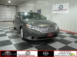 2012 Toyota Avalon in Cypress Green Pearl - 440692 | Autos of Asia ...