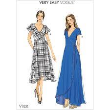 Wrap Around Dress Pattern New Ideas