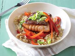 A Quick and Delicious Salmon Teriyaki Bowl With A Twist