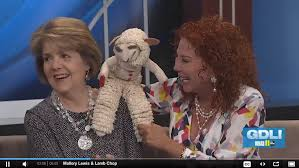 Clients Lamb Chop And Mallory Lewis Officiate Wedding For Charity