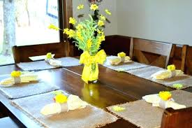 dining table centerpieces flowers fl