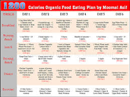 Pakistani Food Calories Chart Pdf Pakistani 1200 Calories Diet Plan Ainy Cooks