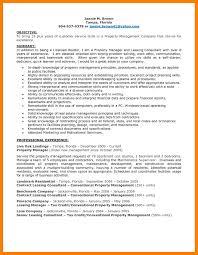 Leasing Specialist Resume Eliolera Com