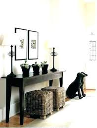 small entry table. Entry Table Decor Small Medium Size Of Hall Lamps .