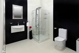 Bathroom Tiles Black And White Decoseecom