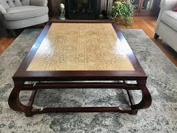 moorish fusion coffee table
