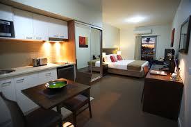 One Bedroom Apartment Interior Design Ideas With Modern Minimalist Furniture