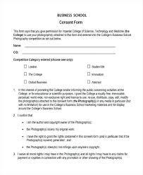 Field Trip Form Template Generic Permission Slip School On Free