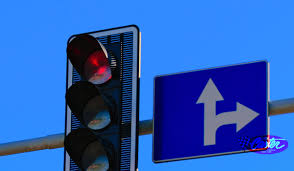 Alberta Traffic Lights Is It Legal To Make A Right On A Red From The Middle Lane In