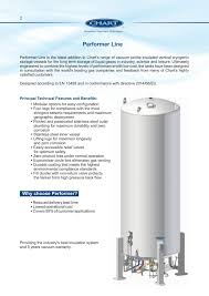 Vt Series Performer Line Vertical Storage Tanks Pages 1 6