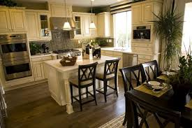 Delighful Kitchen Island Ideas For Small Spaces A White With Glasstile In Design