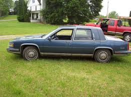 1988 Cadillac DeVille - Overview - CarGurus