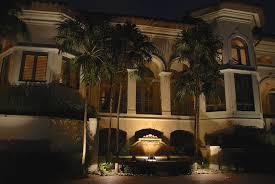 mediterranean lighting. Tree-lights-uplights-highlight-Alexander-palms-bonita-springs Mediterranean Lighting