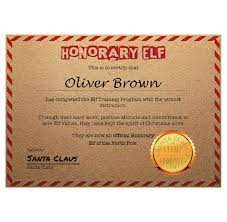 Honorary degree certificate template this degree program template is for honorary awards typically given to distinguished individuals. Honorary Elf Certificate Elf In Training Mamadoit All Free Download Vector Graphic Image From Category Background Designs Wild Rose