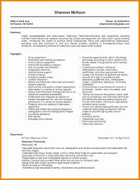 Veterinary Resume Samples Vet Tech Cover Letter Luxury Fascinating Resume For Veterinarians 68