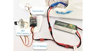 runcam sky runcam fpv cameras fpv wiring diagram and recommended equipment