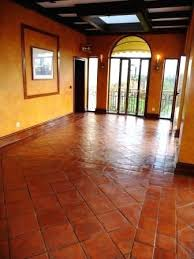 terracotta floor tiles restaurant floor after being cleaned and sealed by the with tile flooring remodel