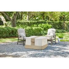 hampton bay large square outdoor patio