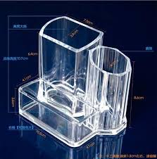 acrylic cosmetic organizer lipstick clear makeup holder target