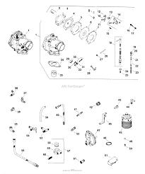 Kohler k532 53168 john deere 20 hp 14 9kw specs 53100 53186 parts rh jackssmallengines kohler engine air filter kohler mand engine parts diagram