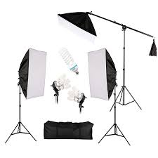 hot photo studio lighting kit photography studio portrait light tent kit photo equipment