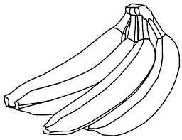 Small Picture Coloring Page Of A Fruit Bowl 2