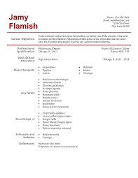 Download 10 Professional Phlebotomy Resumes Templates Free for Phlebotomist  Resume Sample
