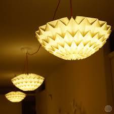 Discus Beige Small ø 43 Daniëlle Origami Lampen
