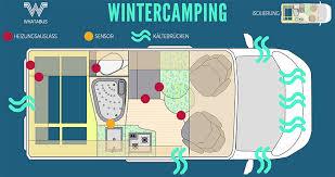In diesem guide erkläre ich dir, weshalb du deinen camper isolieren solltest, welche dämmstoffe für die isolierung geeignet sind und mit welchem material ich meinen kastenwagen gedämmt habe. Wintercamping Mit Dem Wohnmobil So Macht Camping Auch In Der Kalte Spass Whatabus