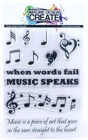 music note stamp 14 best music notes quotes stamp inspiration images on pinterest