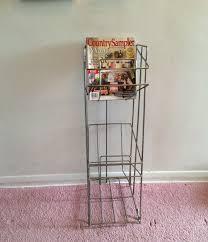 Metal Display Racks And Stands Metal Magazine Rack Wire Commercial Retail Floor Display Rack 23