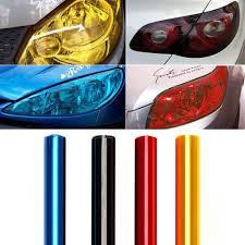 Car Light Film 0 3 2m Chameleon Light Film Car Headlight Taillight Stickers
