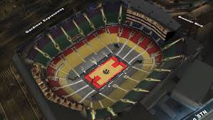 Assembly Hall 3d Seating Chart 52 Interpretive Air Canada Centre Row Chart