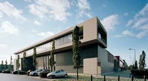 Commercial building of Keratech Gevelsystemen BV, Tilburg, The Netherlands   Wienerberger AG
