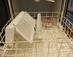 Silverware Dishwasher How To Clean A Dishwasher Naturally