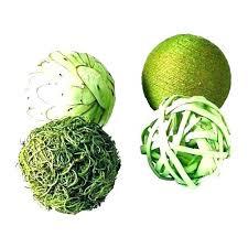 Decorative Balls For Bowls Green