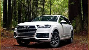 Audi Q7 2017 - New 2017 Audi Q7 Reviews, Specs And Price - YouTube