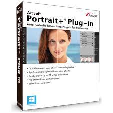 arcsoft portrait photo plug in for windows