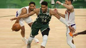 NBA Finals 2021: Phoenix Suns @ Milwaukee Bucks im TV und LIVE-STREAM - die  Übertragung von Spiel 4 auf DAZN |