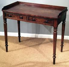 antique side table regency mahogany side table antique dressing table antique round oak side table