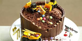 Simple Chocolate Birthday Cake Decorating Ideas S Pictures For Guys