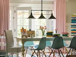 transitional design living room. robin\u0027s-egg blue \u0026 bubblegum pink transitional design living room t