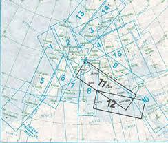 Jeppesen High Altitude Enroute Charts Europe High Altitude Enroute Ifr Chart Ehi 11 12
