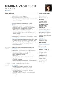 Technical Recruiter Resume Samples Visualcv Resume Samples Database